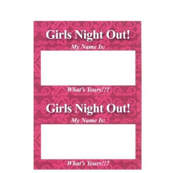 Hen Girls night out cards ( PP04013)