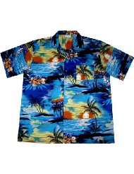 Hawaiian Shirt (PP04153)