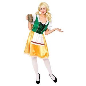 Bavarian Beer Girl Long (PP05240)