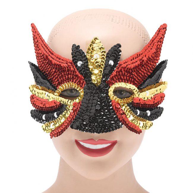 Sequin Mask B1