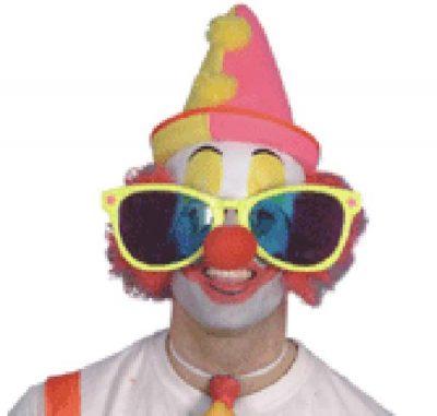 Clown Glasses (PP00037)