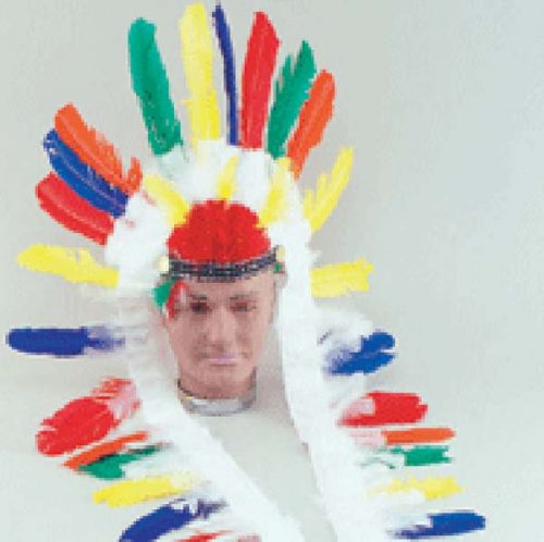 Indian Chief Headress (PP00229)