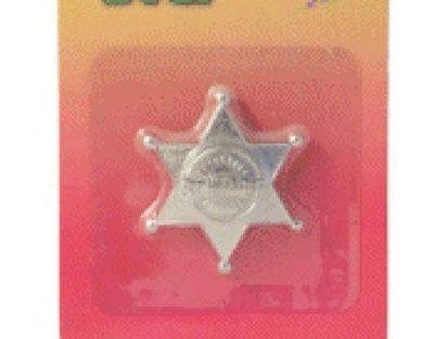 Sheriff Badge (PP00251)