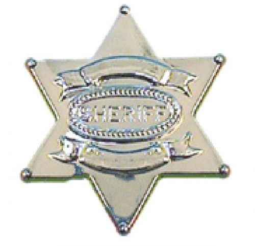 Sheriff Badge PP00252)