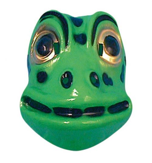 Plastic Frog Mask (PP00564)