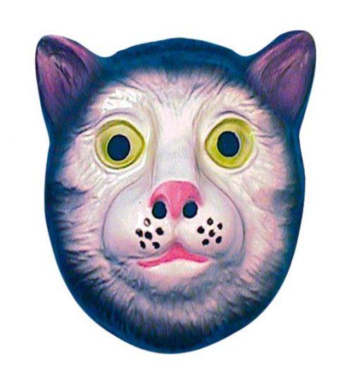Plastic Cat Mask (PP00565)