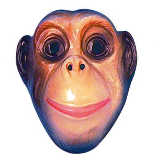 Plastic Monkey Mask (PP00568)