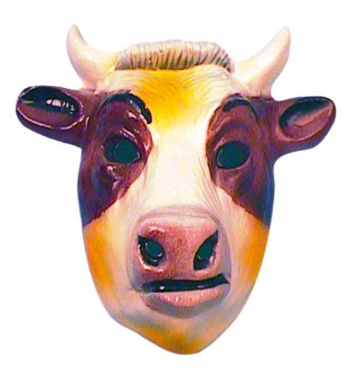 Plastic Cow Mask (PP00570)