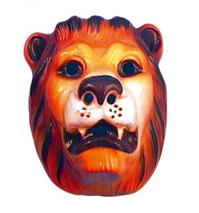 Plastic Lion Mask (PP00574)