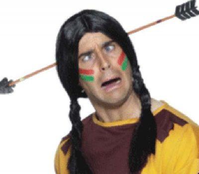Arrow Through Head (PP00702