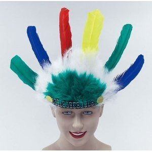 Indian Headress Child (PP00766)