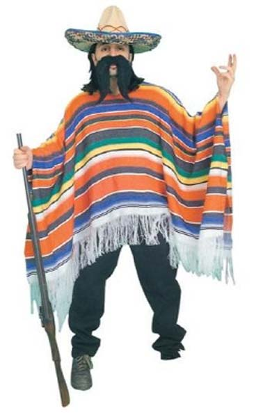 Poncho Mexican (PP00772)