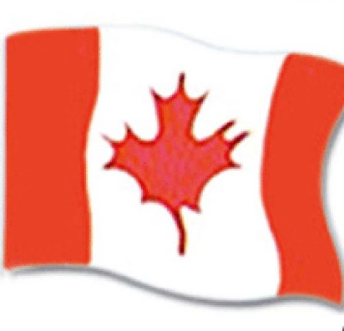 Flag 5`x3` Canada (PP00822)