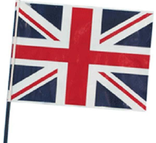 Flag Waver UK (PP00828)