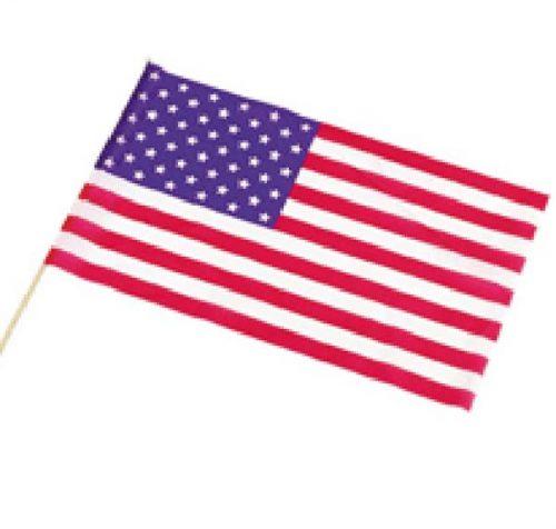 Waver Flag  USA (PP00829)