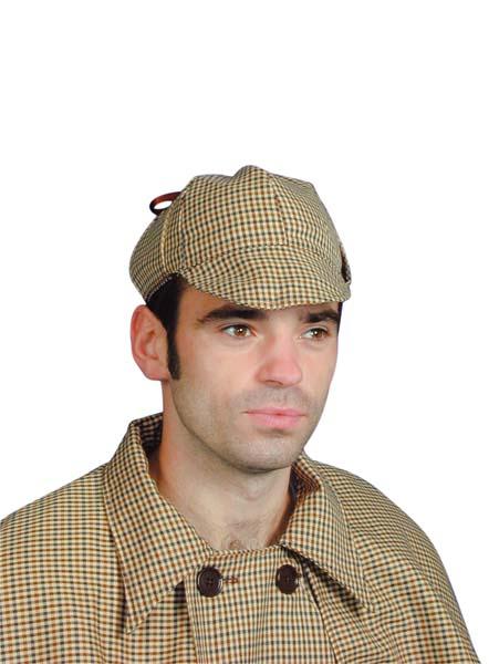 Sherlock Deer Stalker (PP00954)