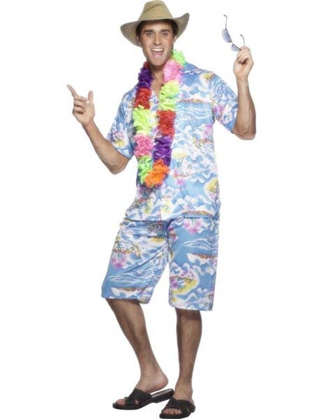 Hawaiian Man (PP01087)