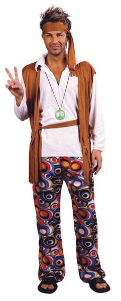 Hippie Man (PP01099)