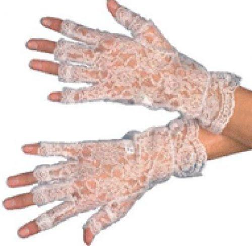 White Fingerless (PP01159)
