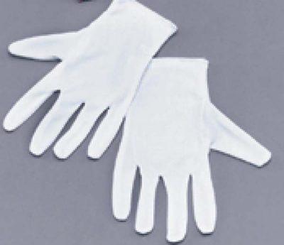 Mens White Gloves (PP01160)