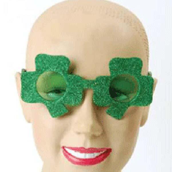 Shamrock Glasses (PP01829)