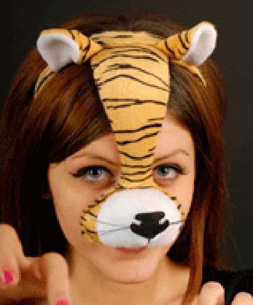 Headband Tiger Mask (PP01877)