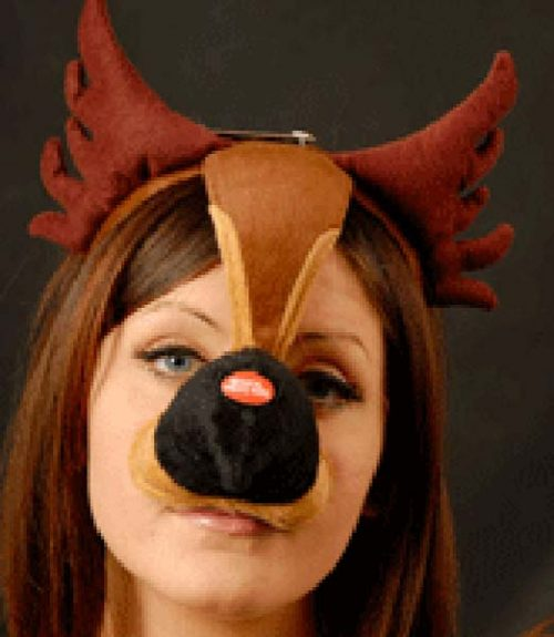 Headband Owl Mask (PP01882)