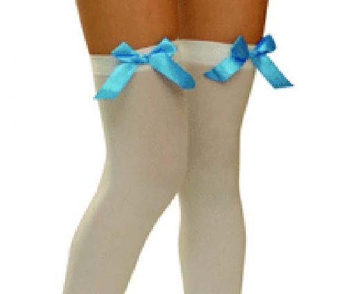 Stockings Blue Bow (PP02025)