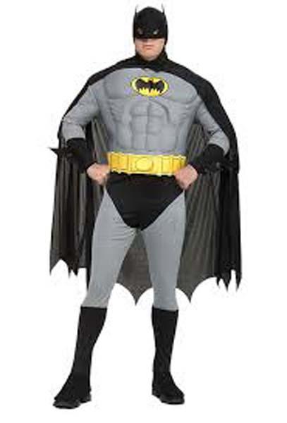 Batman Muscle (plus size) (PP02030)