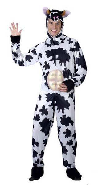 Cow JumpSuit (PP02054)