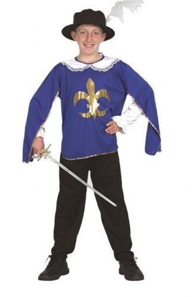 Musketeer Boy (PP02103)