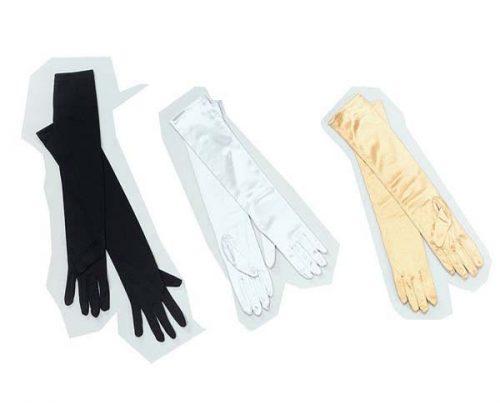 satin Long Gloves (PP02122 )