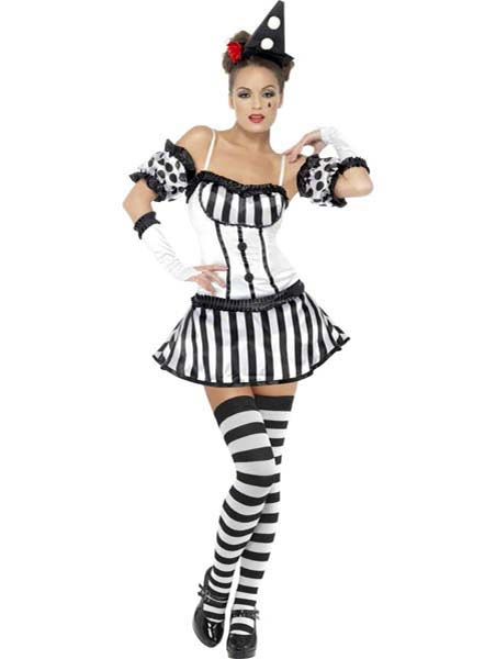 Clown Mime Diva (PP02138)
