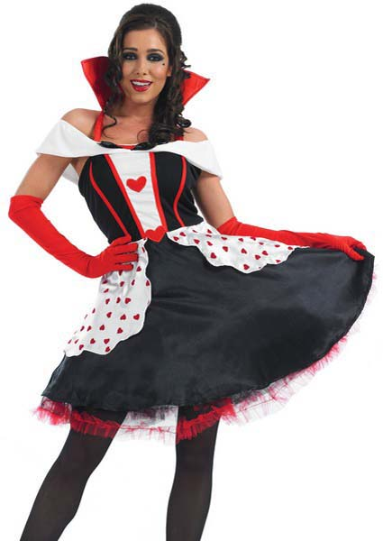 Queen of Hearts (long)  (PP02417)