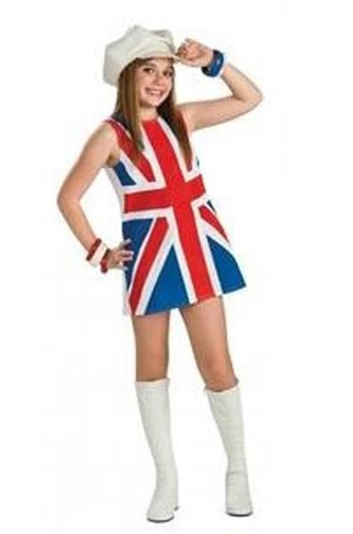 Union Jack Dress (PPO2486)
