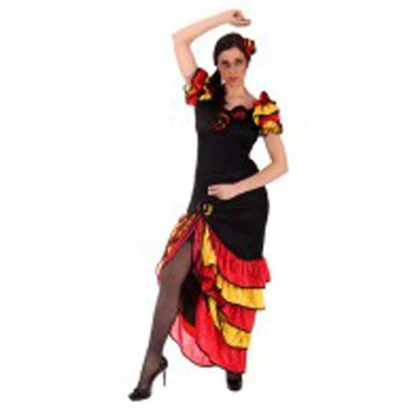 Rumba Woman (Plus size)  (PP02635)