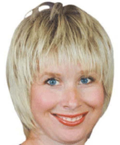 Unisex wig (PP0275