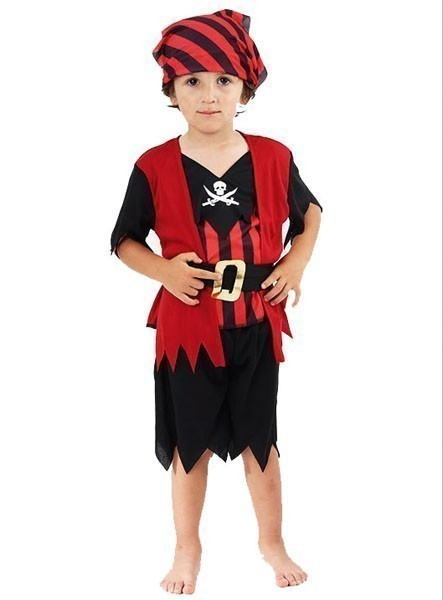 Pirate Boy (PP02771)
