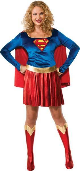 Super Girl Plus Size (PP02840)