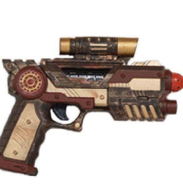 Steam Punk Gun (PP02926)