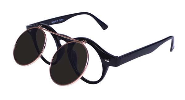 Steam Punk Flip Glasses (PP02928)