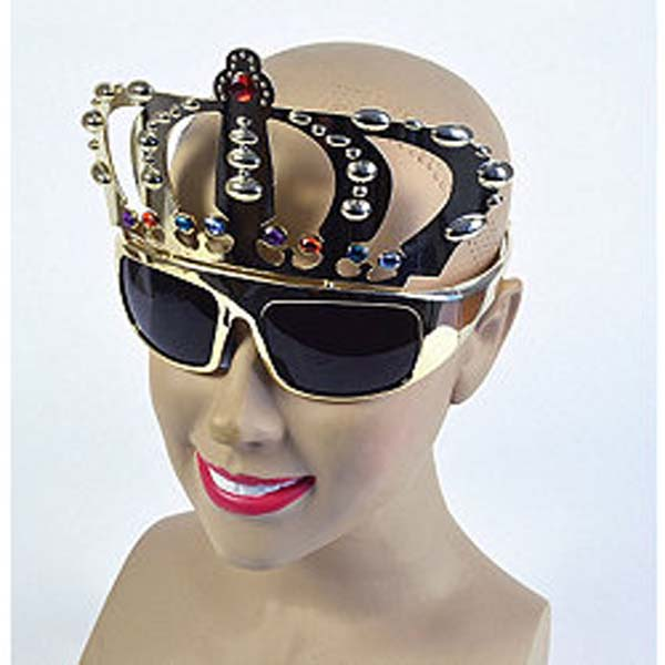 Glasses n Crown (PP02934)