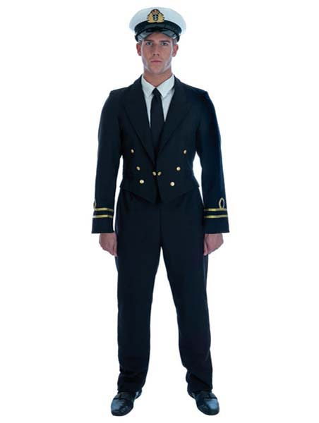 WW2 Naval Officer (PP02990)