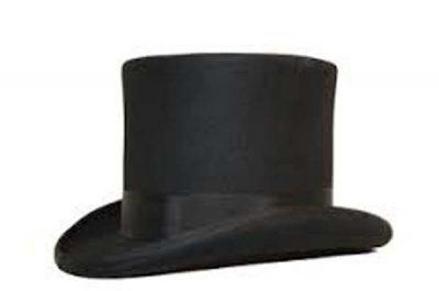 Top Hat Satin (PP03062)