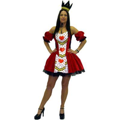 Queen of Hearts Hire