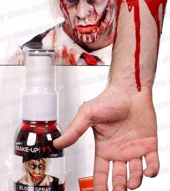 Blood Spray (PP08361)