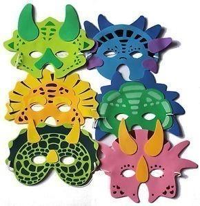 Dinosaur Masks (PP05372)