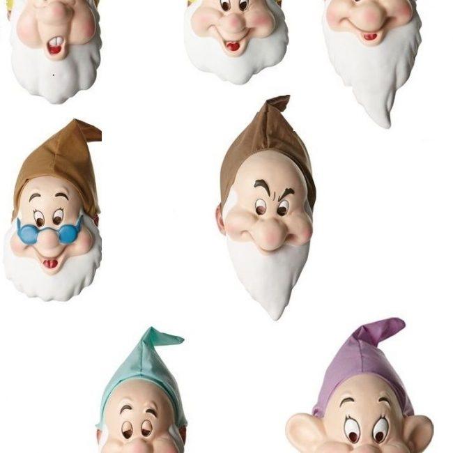 Seven Dwarfs Masks (PP08276)