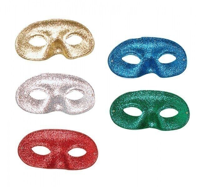 Glitter Eye masks A6