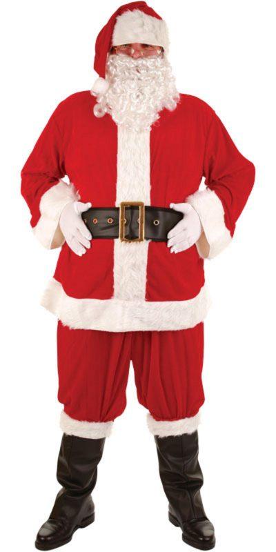 Santa Suit Deluxe (PP04513)